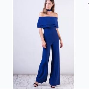 Sexy Nasty Gal OMG Special Occassion Jumpsuit - M